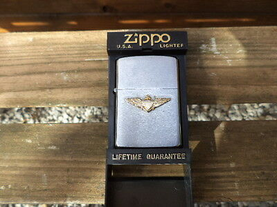 USED ZIPPO  LIGHTER in a  box