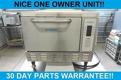 TurboChef NGC D6 Commercial Microwave Convection Rapid Cook Oven... NICE!!