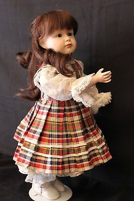 "K * R #114 1982 15"" Doll German Antique Repro #1 Bisque  by Liz Langenbach"