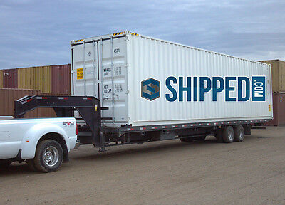 40FT HIGH CUBE CARGO / SEA WORTHY NEW ONE TRIP SHIPPING CONTAINER in NYC, NY