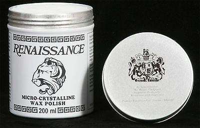 Renaissance Wax Antique Polish 200ML Timber Metal