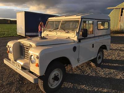 "1979 LAND ROVER 88"" - 4 CYL PETROL  **stunning**"