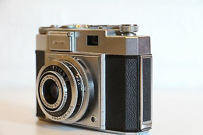 ZEISS IKON Manual 35mm Film Camera ***** Excellent Working Condition *****