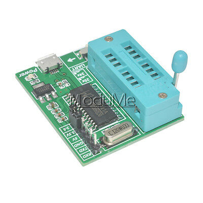 BIOS USB Programmer +Cable CH341A 24/25 series EEPROM Flash Universal Programmer