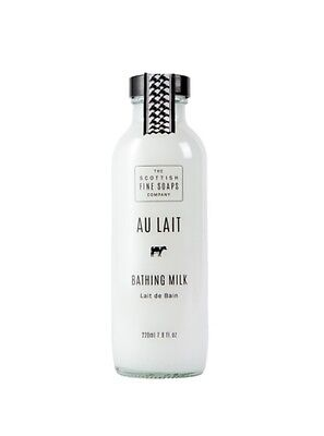Scottish Fine Soaps - Au lait - Bathing Milk - 220ml