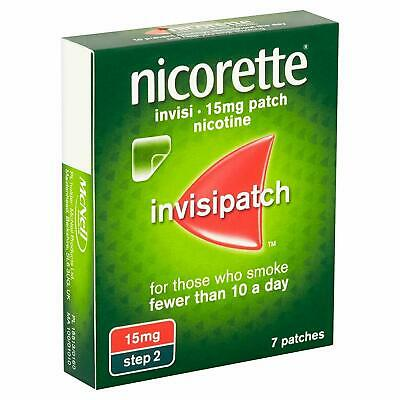 Nicorette Invisi 15mg Patch - Step 2