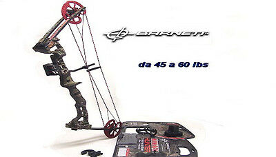 Arco Barnett Compound 45-60 Libbre Da Caccia E Da Tiro Vortex Hunter