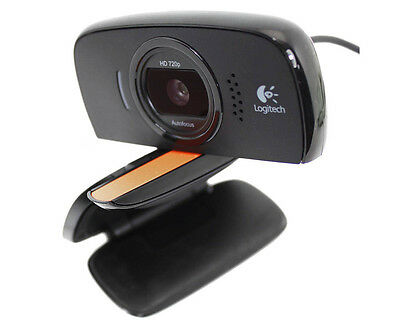 Logitech C525 HD Webcam 720p Video, In Built Mic, 8 MP Photo Quality - Autofocus