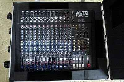 Table de Mixage ALTO PROFESSIONAL ZMX-164 FX usb