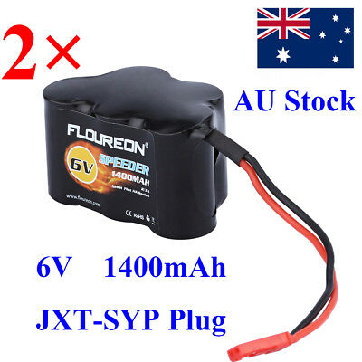 2×Rechargeable 7.2V Battery Pack Tamiya Plug For RC Car Buggy Truck Plane Hobby
