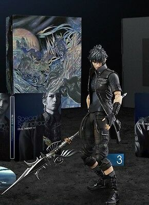Limited Noctis Play Arts Kai Ultimate Collectors Edition Final Fantasy XV