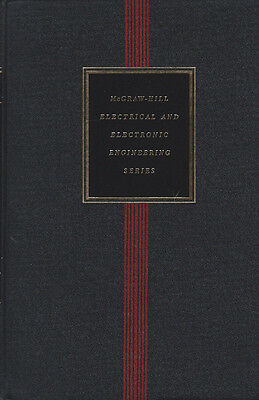 McGraw-Hill Electrical and Electronic Engineering Series Servomechanism Analysis