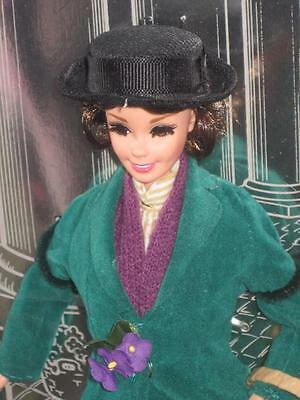 1996 Barbie as ELIZADOOLITTLE in My Fair Lady Collector Edition #15498 NRFB