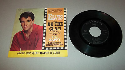 Elvis Presley Do The Clam / You'll Be Gone