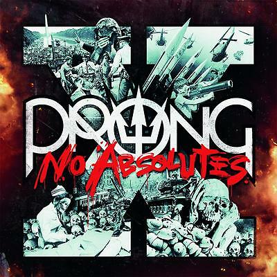 "Prong 'X - No Absolutes' 2x12"" Vinyl (includes CD) - NEW"