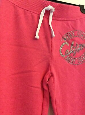 Brand new girls jogging bottoms, age 7-8 years