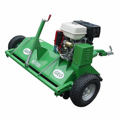 ATV / Tractor Flail mower with 15HP engine - E start