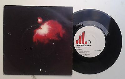 "Joy Division Transmission 7""  FAC 13 Factory  smooth Sleeve New Order"