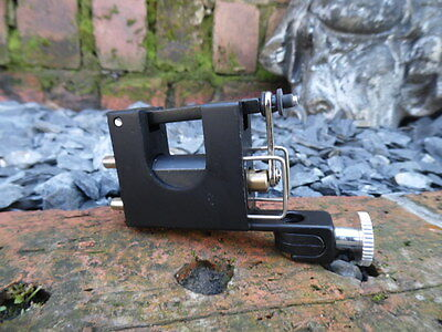 Professional Stealth Style  Rotary Tattoo Machine Black Strong Motor Uk Stock