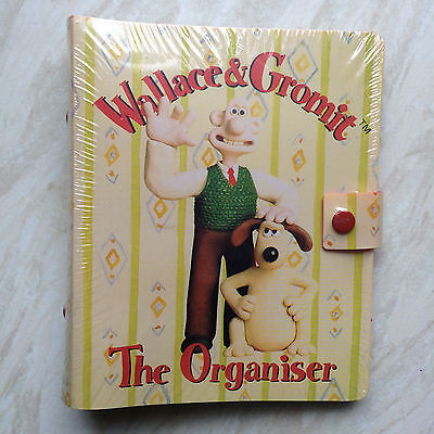 Vintage Wallace and Gromit Organiser