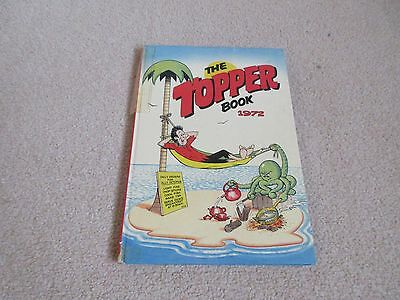 THE TOPPER ANNUAL 1972 /BERYL THE PERIL/FIGARO/KEYHOLE KATE/Beano/Dandy