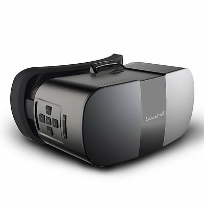 All-in-one 360° Quad Core Virtual Reality 3D VR Glasses 2K AMOLED 2560x1440