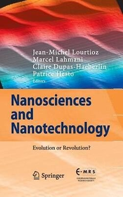 Nanosciences and Nanotechnology by Lourtioz Jean Miche Hardcover Book (English)