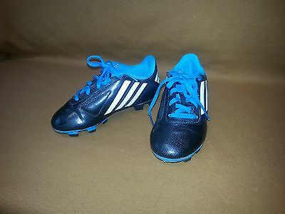 Adidas - Youth, Boys size 12 - Soccer Cleats