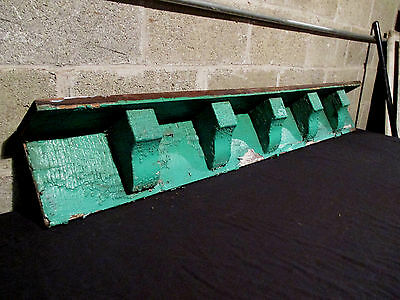 ~ 5 Victorian Antique Corbels ~ Wall Shelf ~ Architectural Salvage