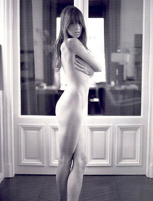 Charlotte Gainsbourg Nymphomaniac 'Very Sexy & Naked' 8x10 Photo Type A