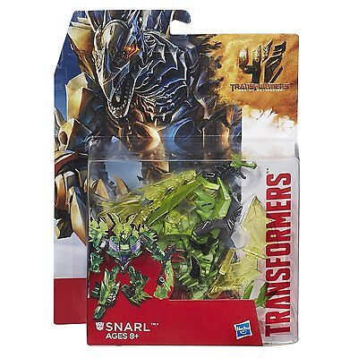 Transformers Age Of Extinction Generations Deluxe Class Snarl Figure