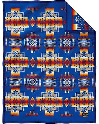 Pendleton Chief Joseph Muchacho Blanket Blue One Size