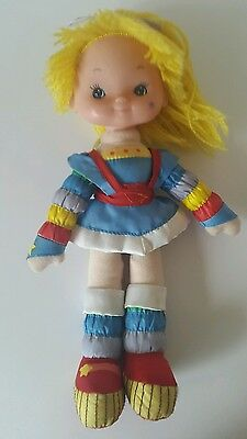 """Rainbow Brite 11"""" with Posable Arms and Legs"""