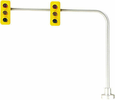 RK by MTH 30-1089-2 Operating Traffic Signal Set (Double Lamp)