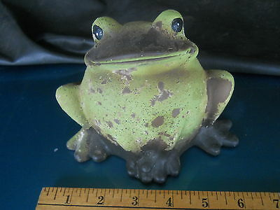 Cute Toad Figurine In Excellant Condition