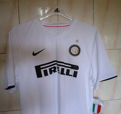 Inter de Milan Away shirt Nike, XXL, 2008/09 BNWT.