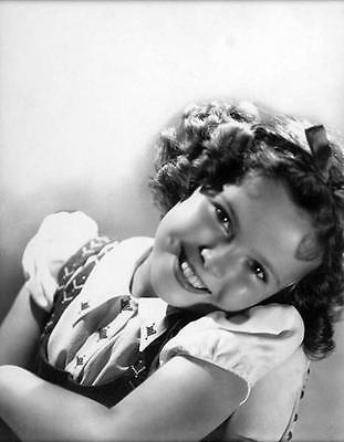 Shirley Temple Cute 8X10 Photo 885