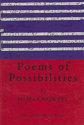 Poems of Possibilities by Joan Crowell Paperback Book (English)
