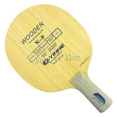 YinHe N-9 penhold short handle CS Table Tennis Blade