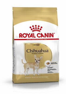 Royal Canin Breed Health Nutrition Chihuahua Adult Dog Food