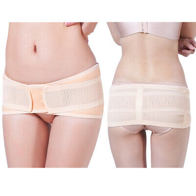 Postpartum Hip Recovery Belt Body Shaper Sacroiliac Pelvis Bone Support Band