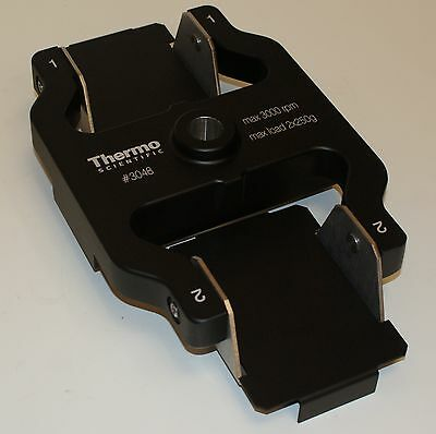 Thermo Scientific #3048 Centrifuge Rotor inc Accessory Pack (Max Speed 3000 RPM)