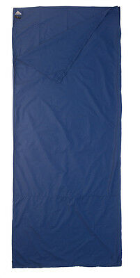 Kelty Poly-Cotton Sleeping Bag Liner, Rectangular - Navy #860-39004678