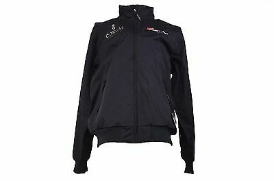 Crew Jacket Men Marinepool Black