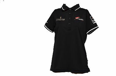 Speed Polo Women Marinepool Black