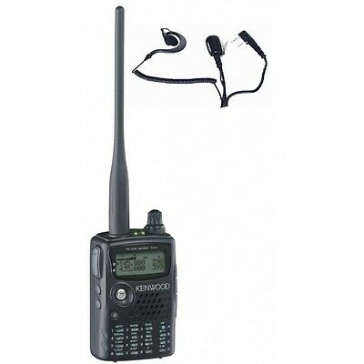 Walkie bibanda vhf/uhf Kenwood, TH-F7E