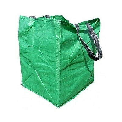 Garden Waste Bags 3 Multipurpose Reusable Sack Leaves Weeds Grass Cuttings