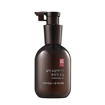 illi Total Aging Care Cleansing Oil (200ml) Korea Facial Cleanser