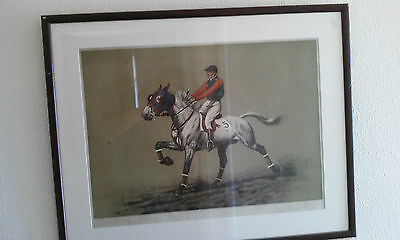 Victorian limited edition print French signed