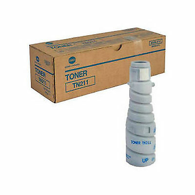 Originale Toner Konica 8938-415 Tn211 Bk Nero Per Oce Mp 1025